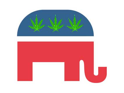 A GOP Bill to End the War on Pot