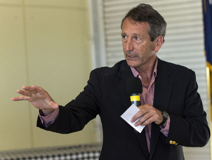 Koch-Linked Women's Group Takes Credit for Mark Sanford's Win