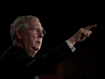 Full Transcript and Audio of Mitch McConnell Campaign's Meeting on Ashley Judd
