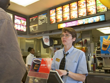 How To Survive Working At A Fast Food Restaurant