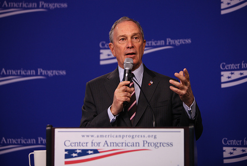 Mayor Mike Bloomberg Will Spend $12 Million to Push Gun Control Through Congress