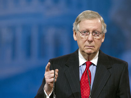 Did McConnell Use Senate Employees for Oppo Research on Ashley Judd?
