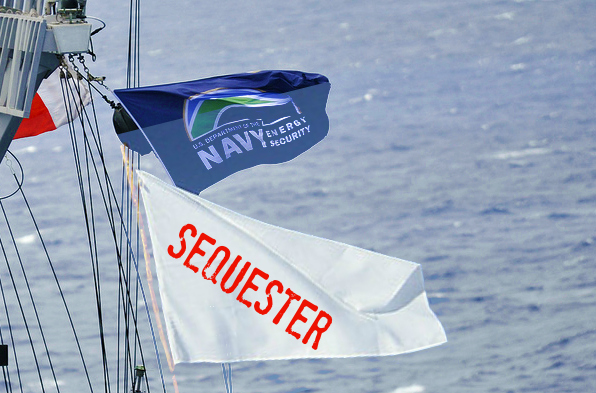 Navy Says Biofuels a Priority During Sequester