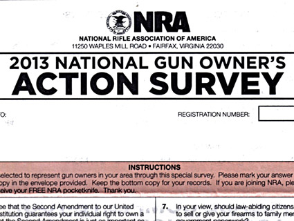 This Is How the NRA Lies to Gun Owners About Obama's Agenda