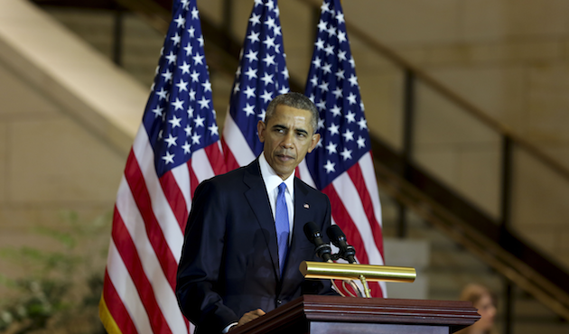 President Obama Finalizing Plan to Expand Background Checks—Without Congress