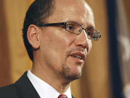 Harry Reid: Obama's Pick for Labor Secretary Will Get a Vote Soon
