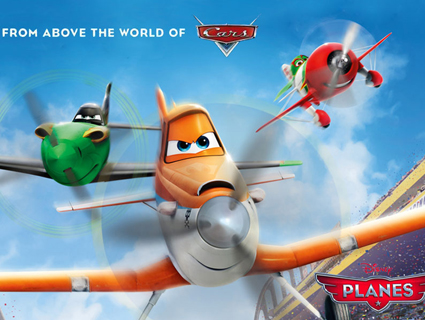 A One Word Review Of Disney S Quot Planes Quot Mother Jones