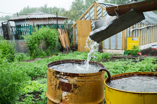 How To Beat The Drought By Hoarding Water If It Ever