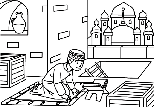Islamic Coloring Book : Anti Islam Activists Are Freaking Out About Crayons Now Mother Jones