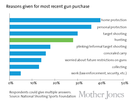 reasons for buying gun