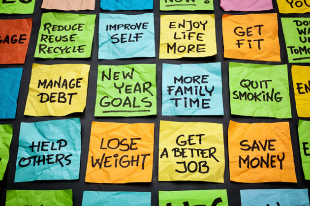 How Science Can Help You Keep Your New Year's Resolutions