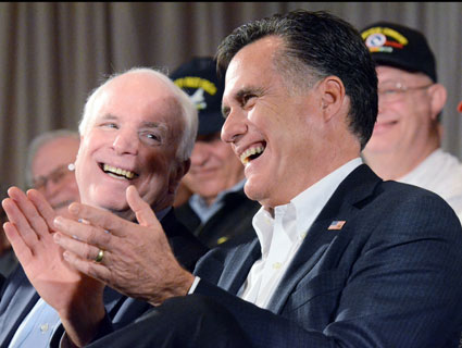 romney laugh