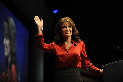 At CPAC, Sarah Palin Has Not Gotten Any Smarter Since Her Disastrous Political Career Ended