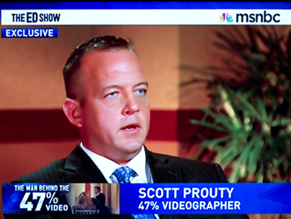Meet Scott Prouty, the 47 Percent Video Source
