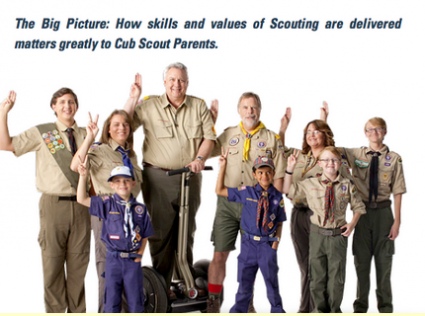 Critics of Gay Ban Battle Boy Scouts Over Results of Internal Survey