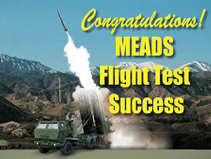 Congress Saves Busted $380 Million Missile Program the Pentagon Won't Buy