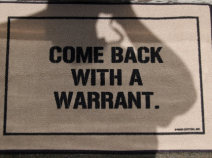 how to get a warrant recalled