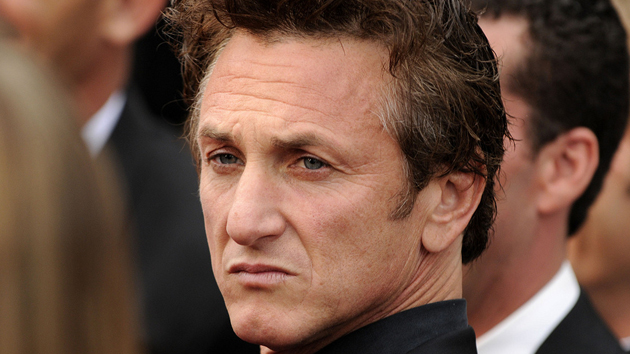 Sean Penn on Sony Pull...