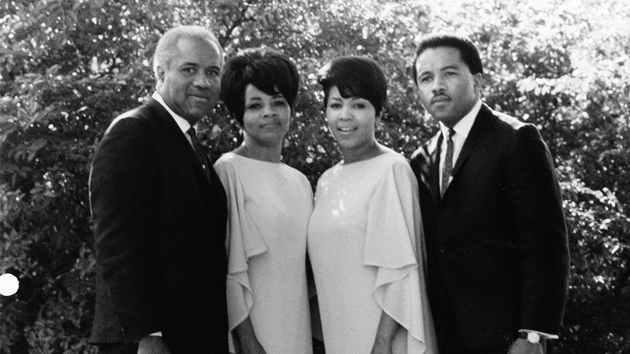 The Staple Singers - This Land / Cottonfields