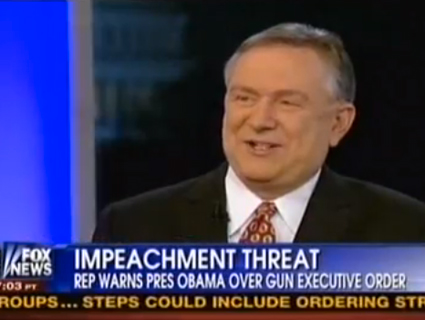 Steve Stockman Is the Nuttiest Freshman in Congress-Again