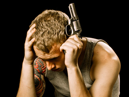 Study: 1 in 5 Youth at Risk for Suicide Have a Gun at Home