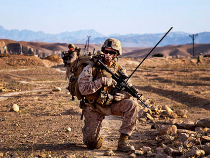 We're Still at War: Photo of the Day for April 30, 2013