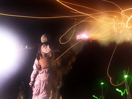 We're Still at War: Photo of the Day for April 26, 2013