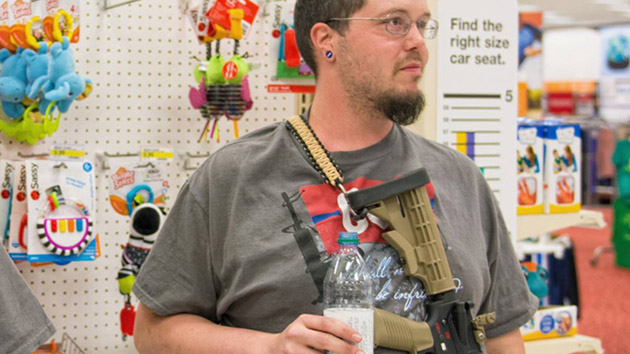Target officially rejects assault weapons in its stores mother jones