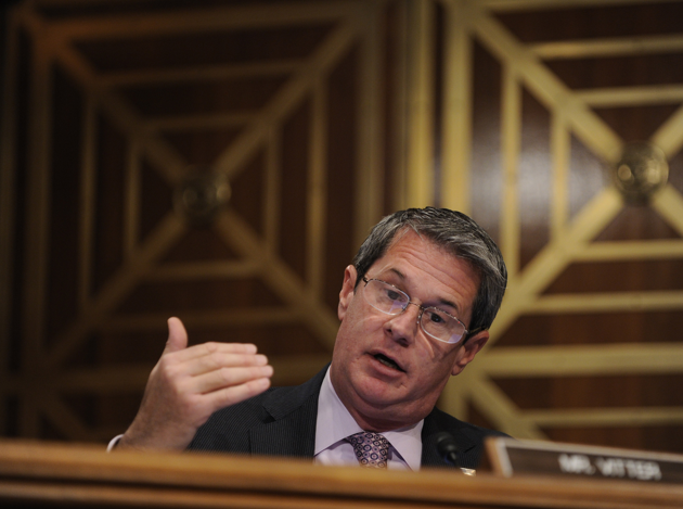 Vitter Slams Barbara Boxer For Authoritarian-Style Governance