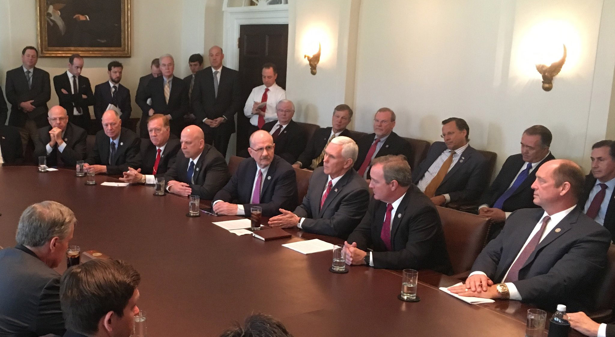 What's Missing From This Photo of Politicians Deciding the Future of Women's Health?