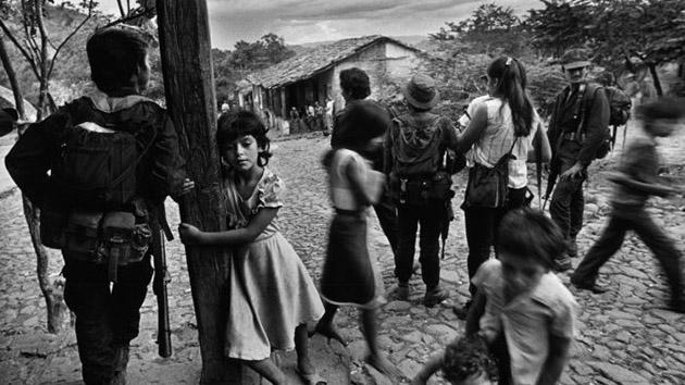 El Salvadors Children of War Mother Jones