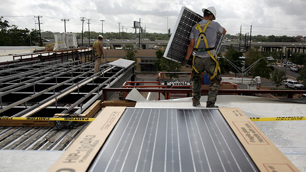 Solar Is Adding Jobs 10 Times Faster Than the Overall Economy