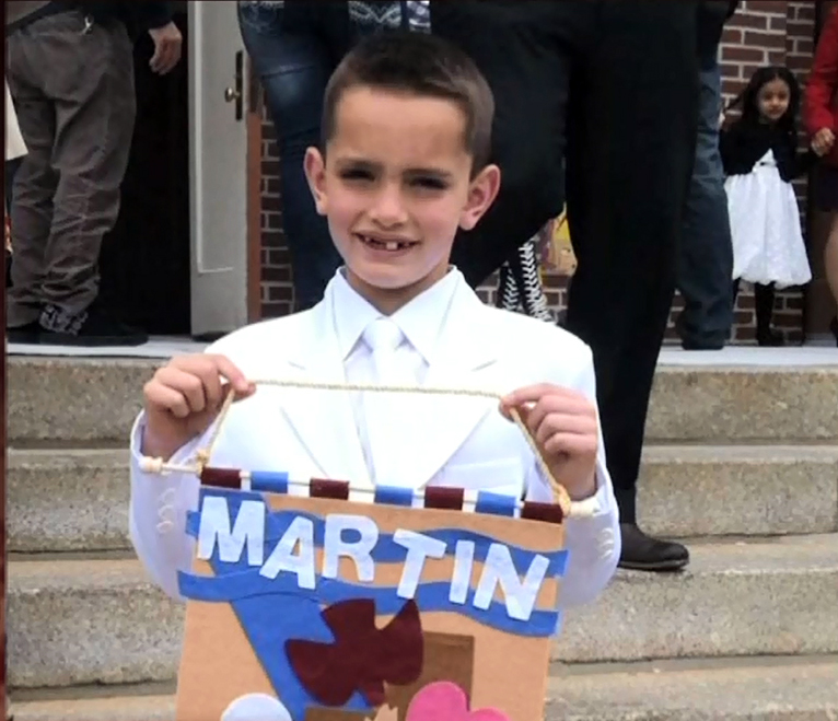 Martin Richard Boston Maraton
