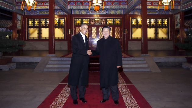 BREAKING: The US and China just announced a huge deal on climate—and it's a game changer