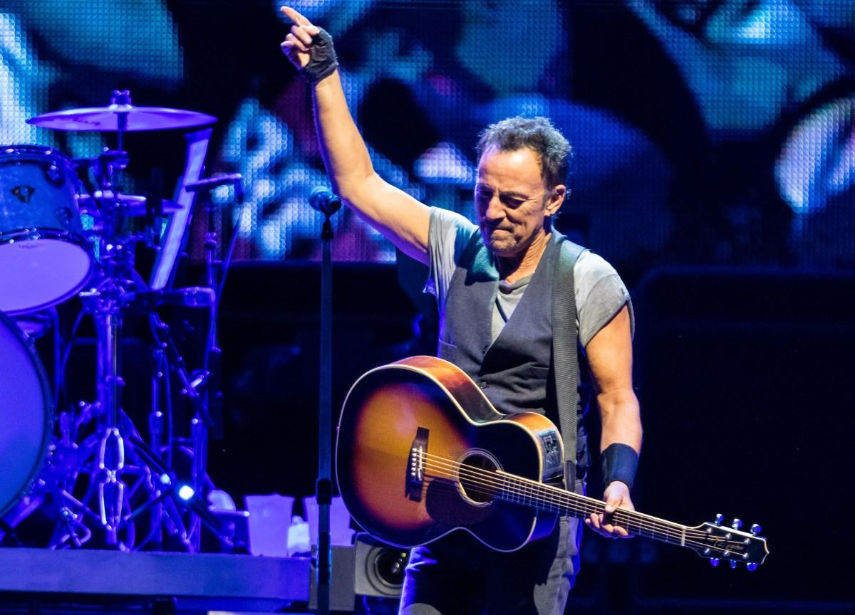 When Bruce Springsteen Helped Destroy the Berlin Wall