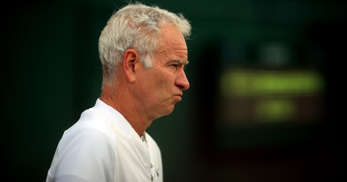 Somebody Needs to Defend John McEnroe  Why Not Me? – Mother