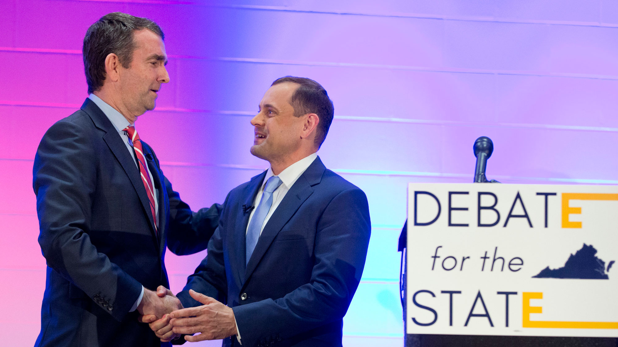 Virginia Gubernatorial Primary Shaping Up To Reflect National Mood