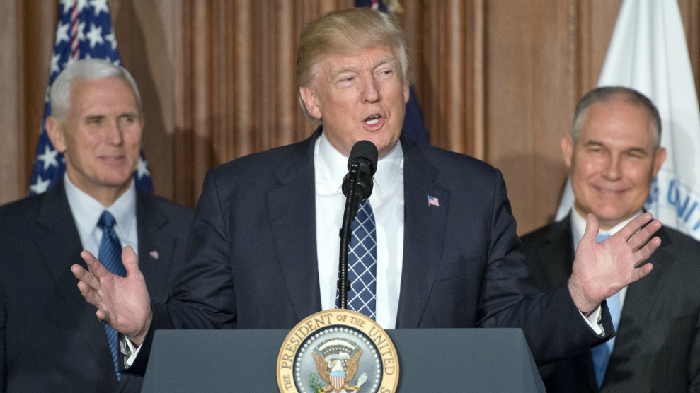 dozens of epa staffers weigh in on the damage trump has inflicted