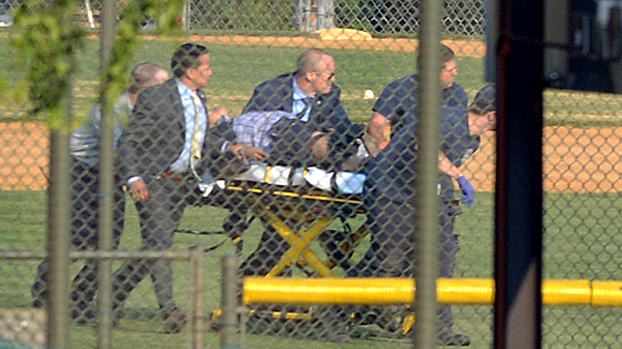 Gun used in Scalise shooting was legally purchased assault rifle