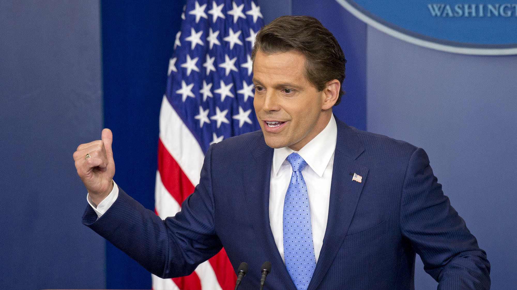 Trump expected to make Scaramucci communications director