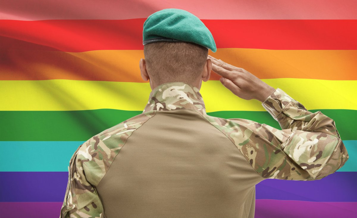 homosexuality in the army The issue of homosexuals serving openly in the military is so complex that writing about it seems overwhelming first, there is the problem of reconciling both article 125 of the military code of justice and us code – section 654 that strictly prohibit those who engage in homosexual acts or those who state that they [.
