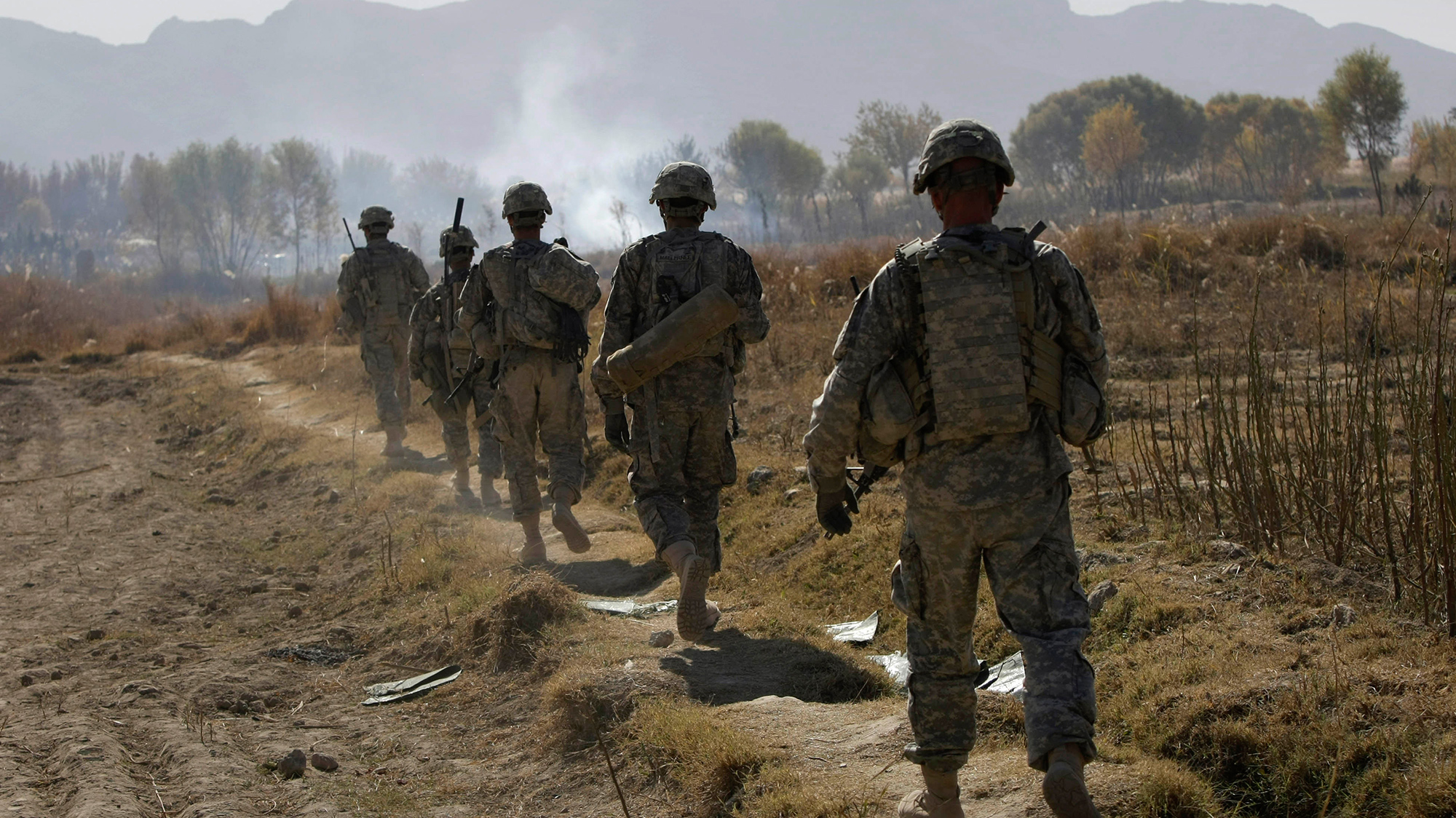 The Wrong Enemy: America in Afghanistan, 2001