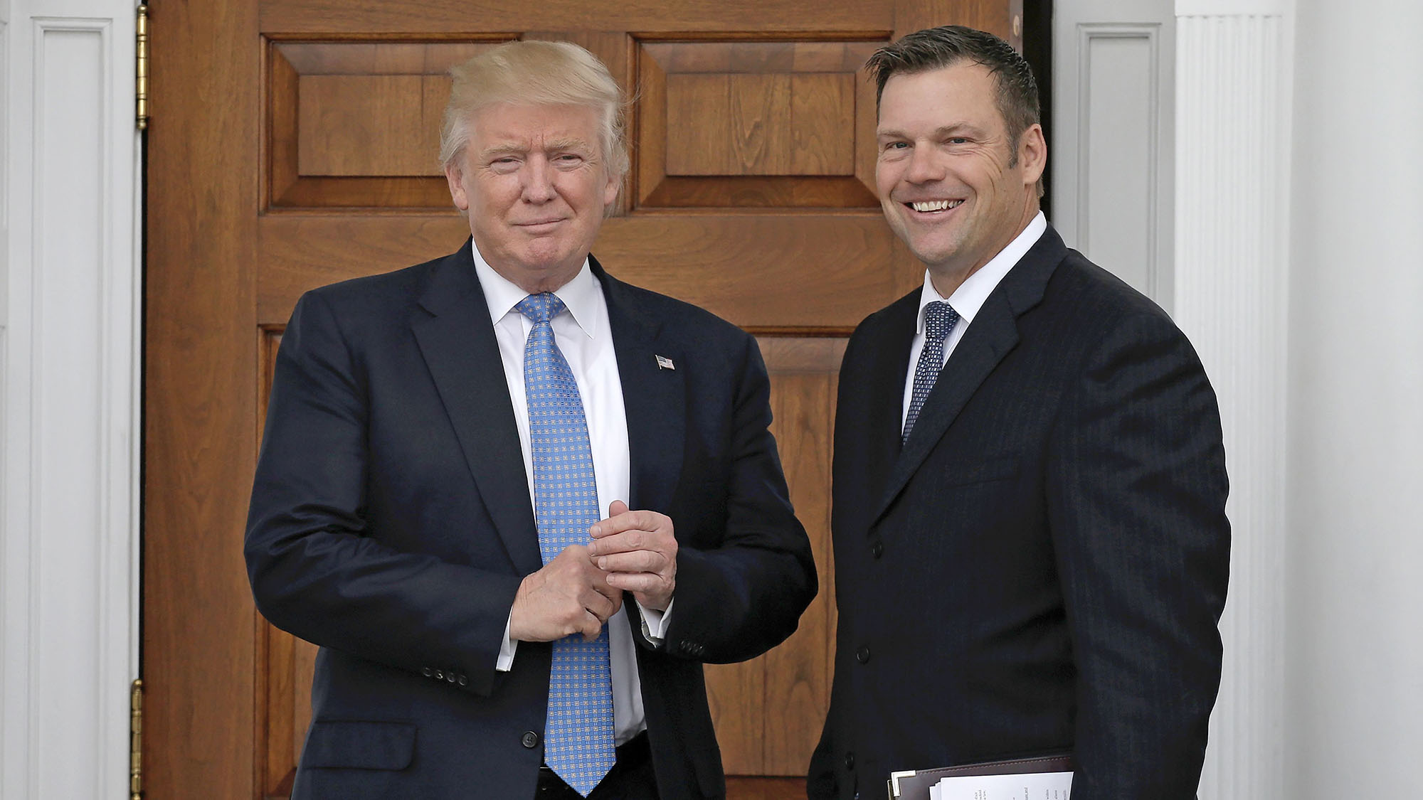 Trump's voter fraud commission vice chair floats conspiratorial election claim on MSNBC