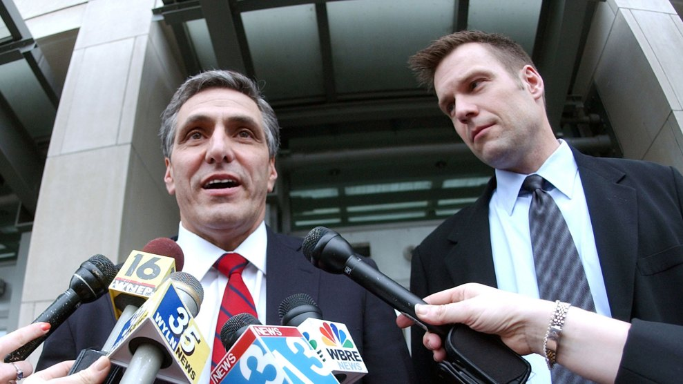 Lou Barletta and Kris Kobach