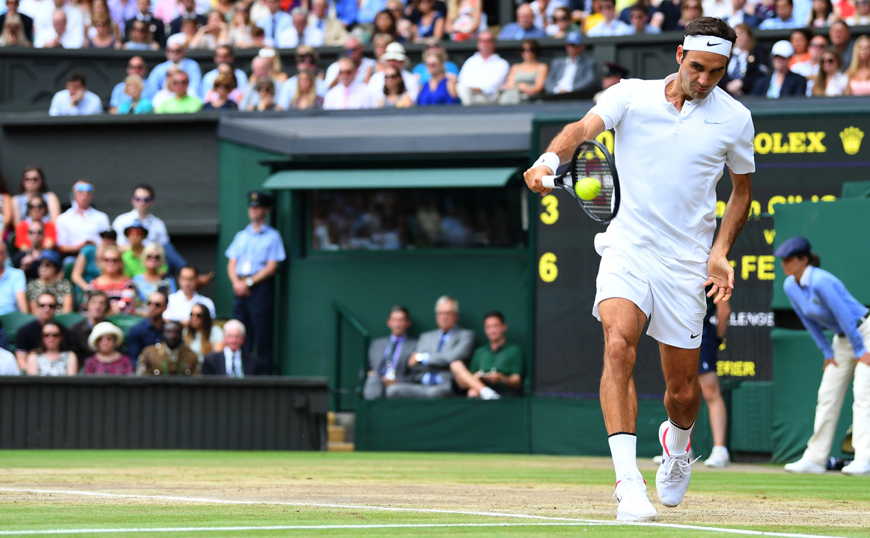 Federer offers no guarantees he will be back at Wimbledon