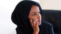 Minnesota lawmaker Ilhan Omar