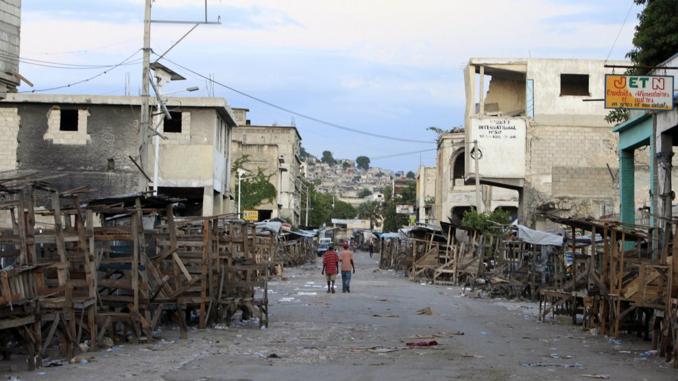 These Haitians Found Refuge From Earthquakes, Cholera, and Poverty. Now Trump Plans to Send Them Bac
