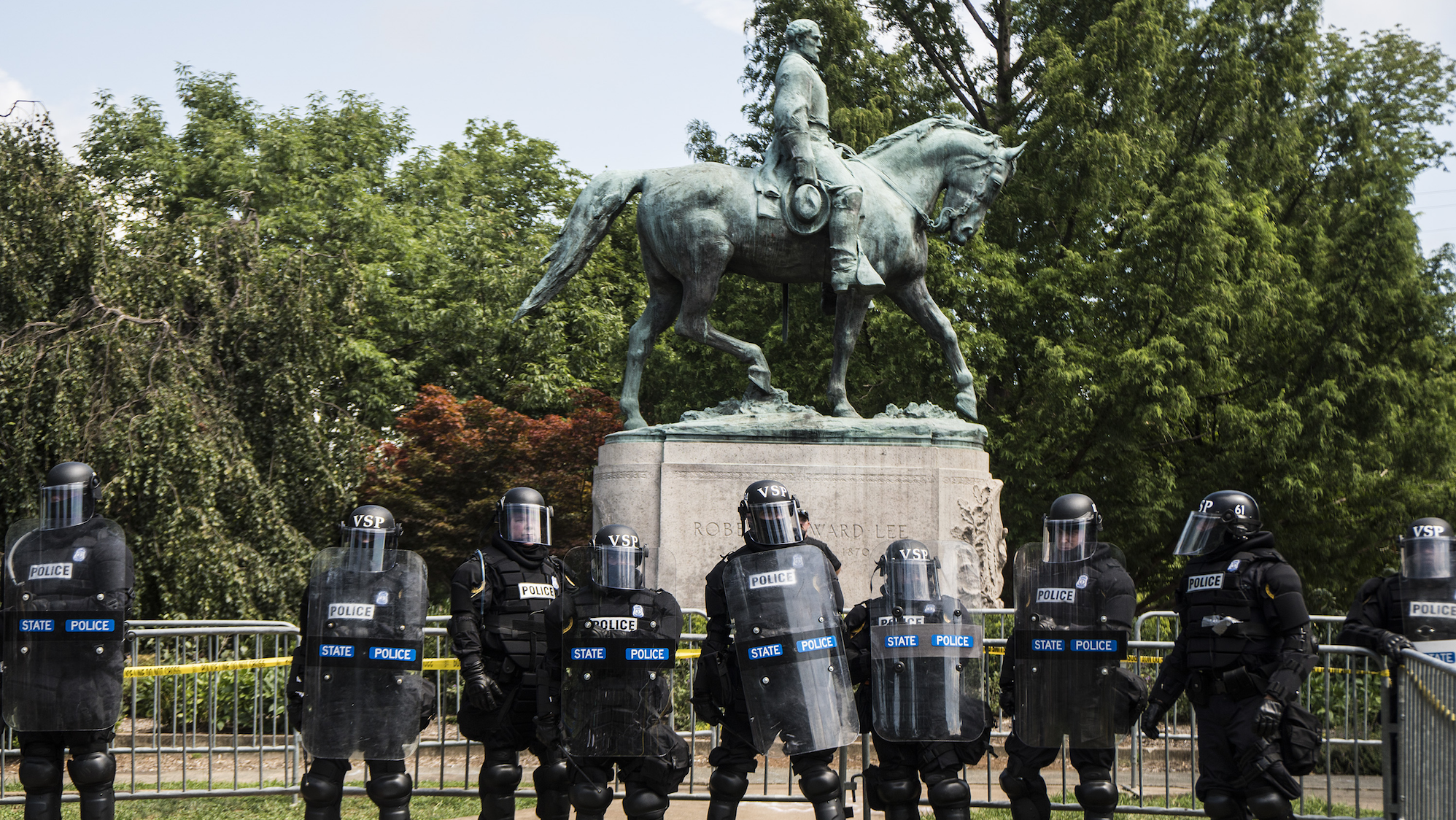 Charlottesville PD chief 'regrets' response to Saturday's protests