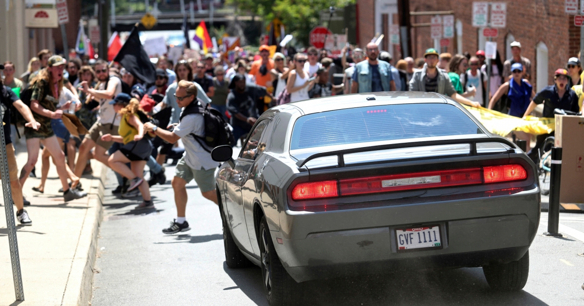 The Charlottesville Car Attack Might Have Been Legal Under These Republican Proposals