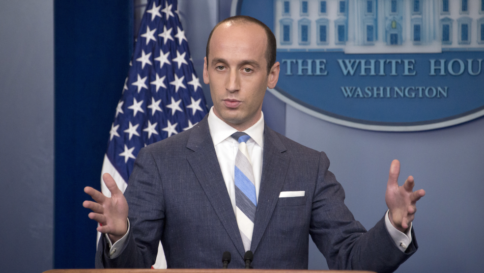 Stephen Miller Just Went On Fox News To Discuss Trumps National Emergency It Went Poorly